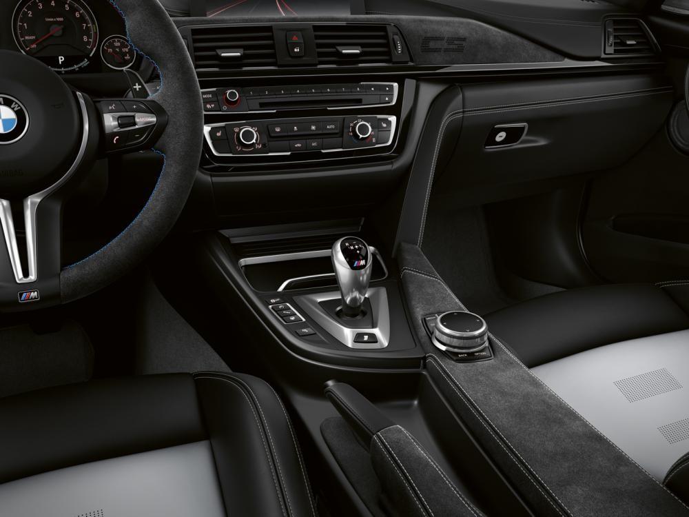 cần gạt số BMW M3 CS 2018 9