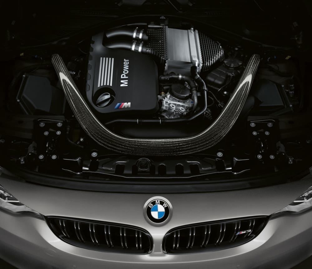 động cơ BMW M3 CS 2018 5