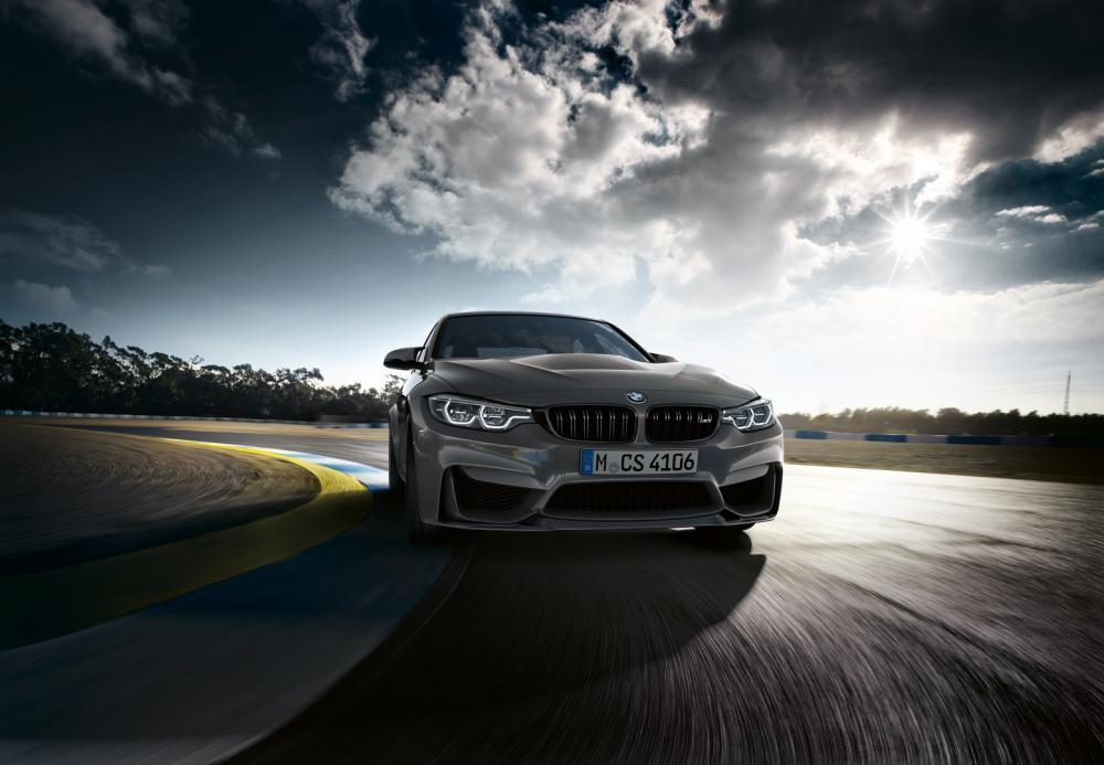 đầu xe BMW M3 CS 2018 1