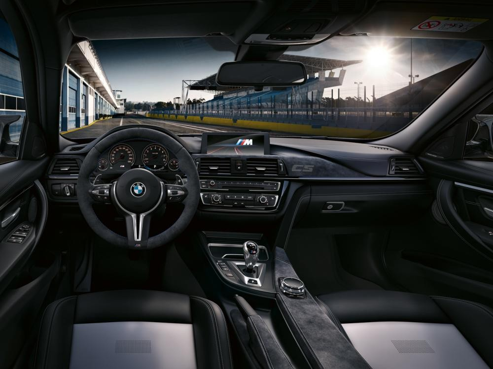 nội thất BMW M3 CS 2018 7