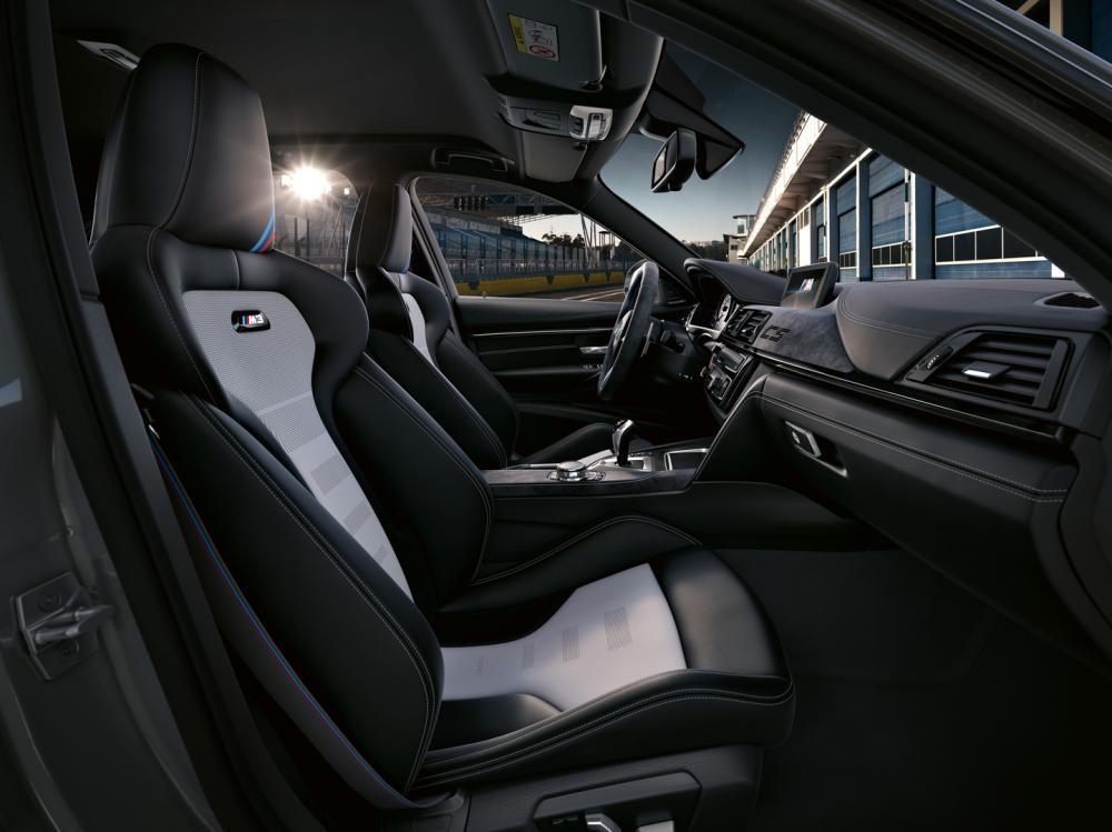 ghế trước BMW M3 CS 2018 11