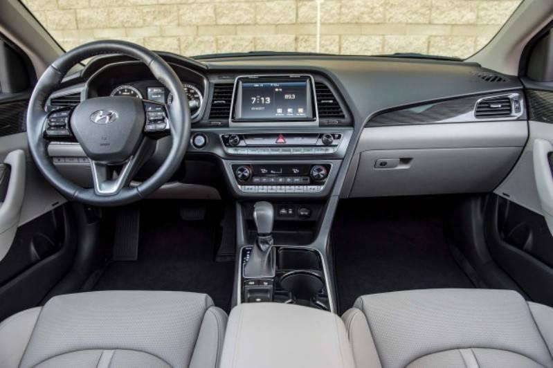 Hyundai Sonata 2.0T 2018 2