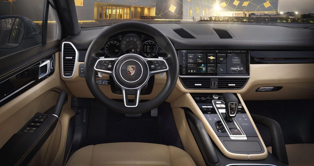 Porsche Cayenne 2018 2