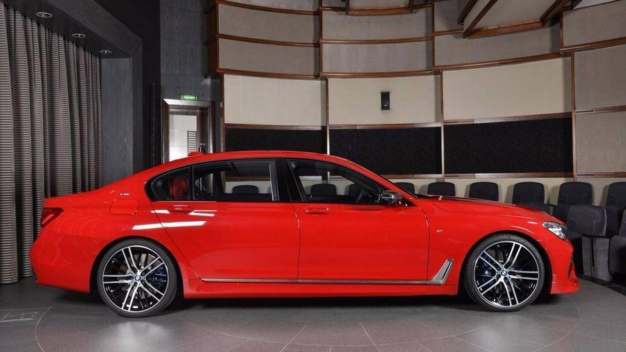 BMW M760Li xDrive 8