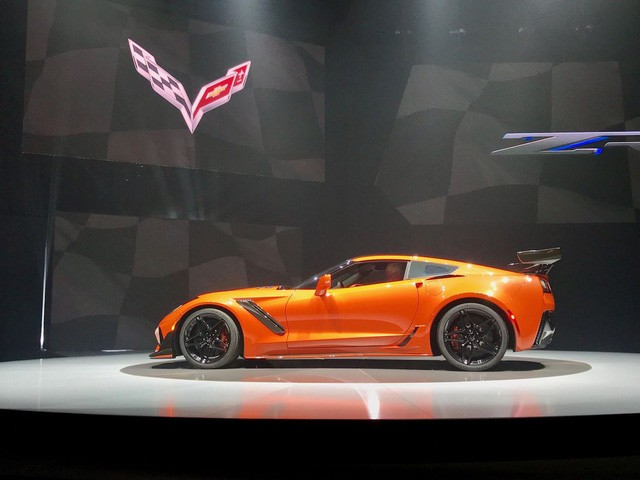 Chevrolet Corvette ZR1 2019 5