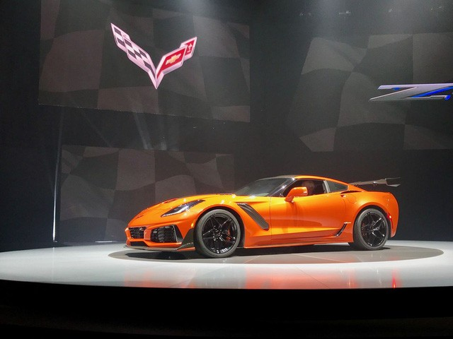 Chevrolet Corvette ZR1 2019 6