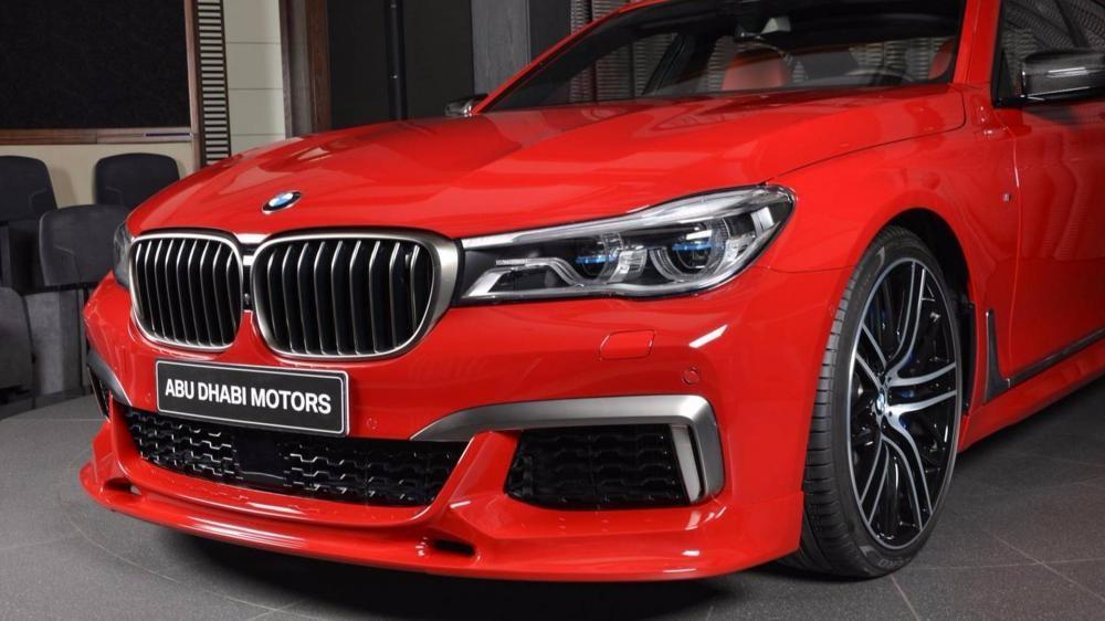đèn xe BMW M760Li xDrive 5