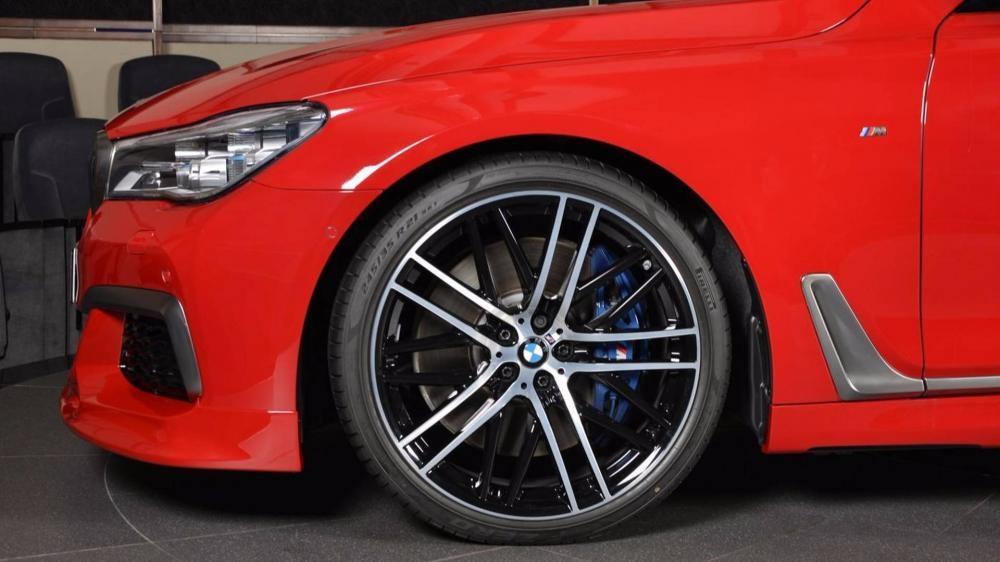 Mâm xe BMW M760Li xDrive 11