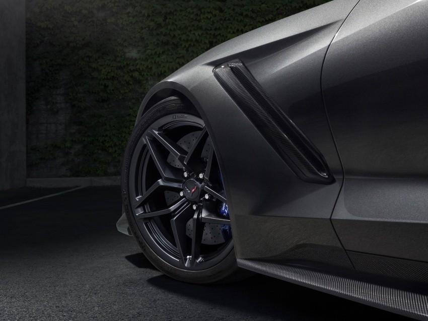 vành xe Chevrolet Corvette ZR1 2019 5