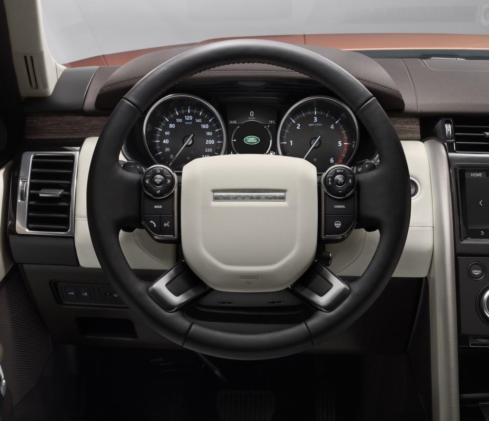 vô lăng Land Rover Discovery 2018 16