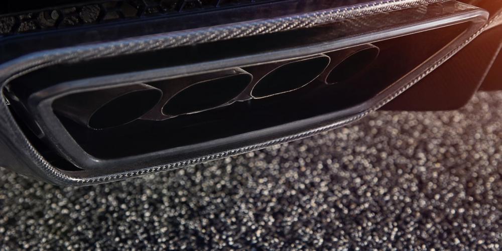 ống xả Honda NSX 2017 15