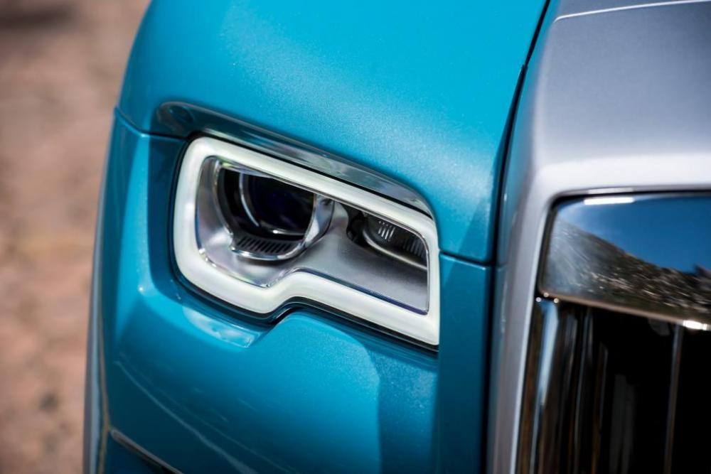 đèn xe Rolls-Royce Dawn 9