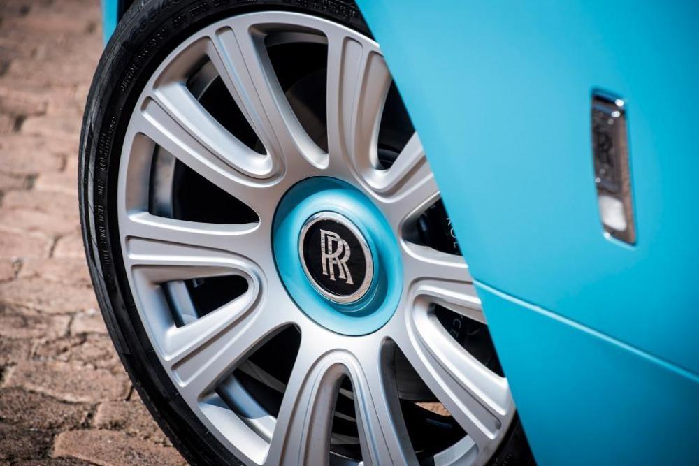 vành xe Rolls-Royce Dawn 10