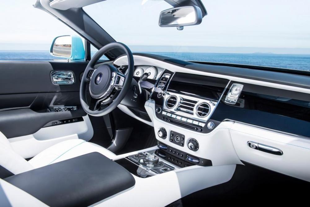 nội thất Rolls-Royce Dawn 11