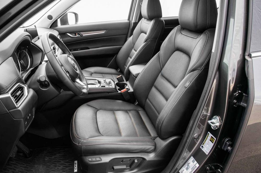 nội thất Mazda CX-5 2