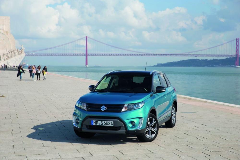 đầu xe Suzuki Vitara 2018 1