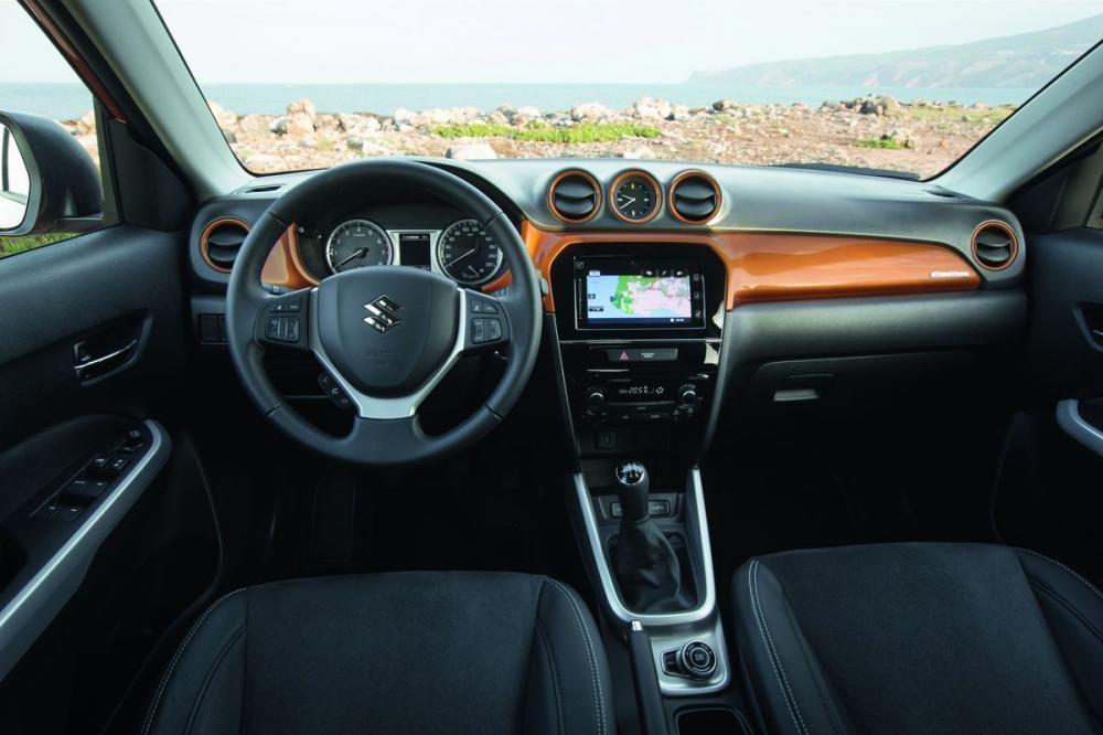 vô lăng Suzuki Vitara 2018 13