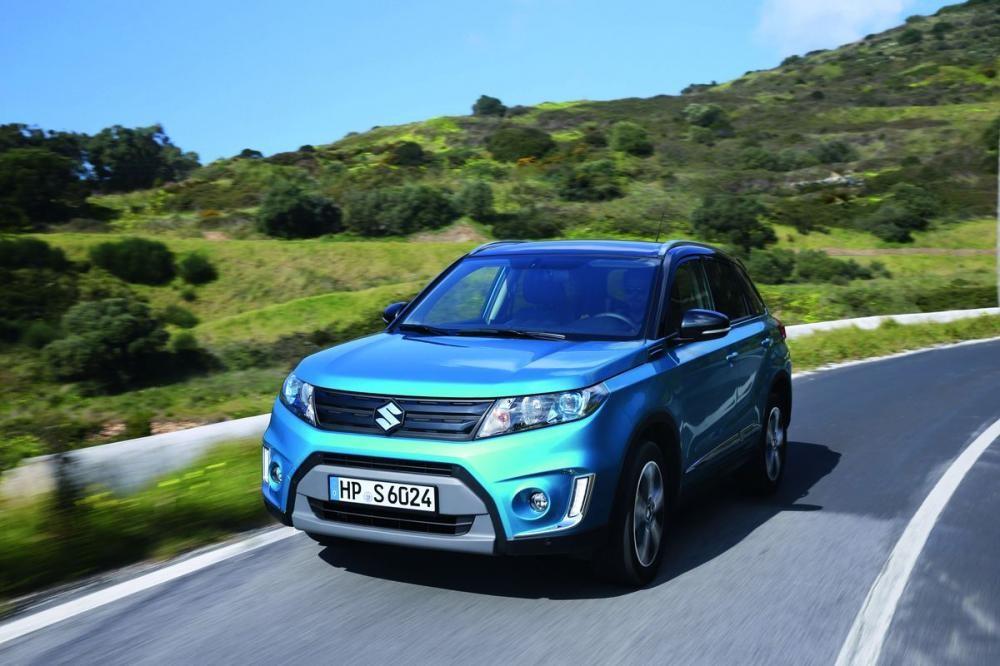 Suzuki Vitara 2018 trên đường chạy 4