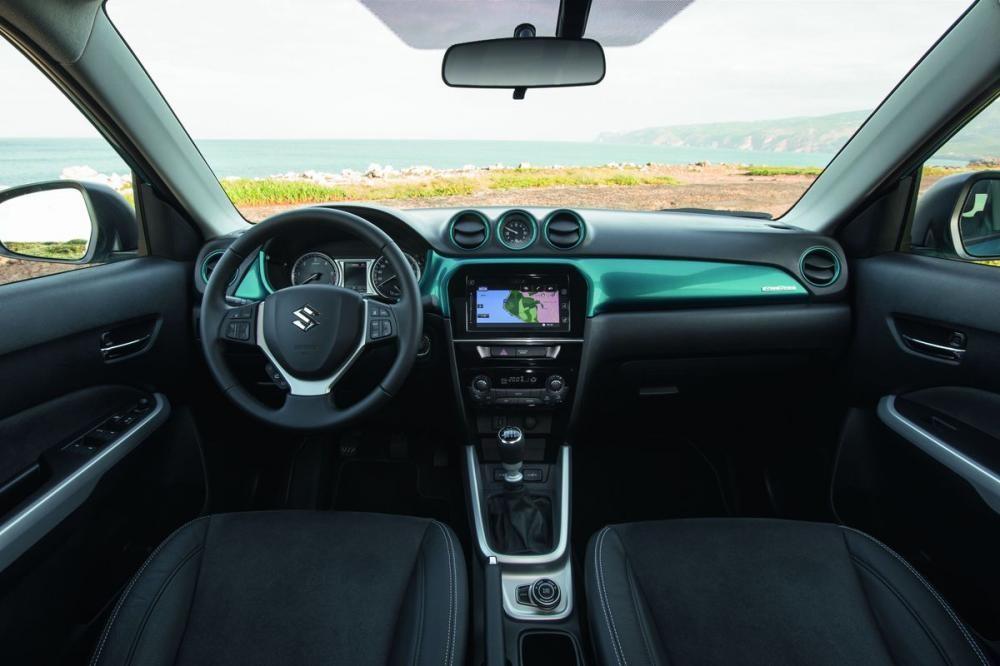 nội thất Suzuki Vitara 2018 12