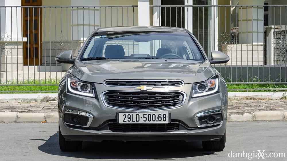 Chevrolet Cruze 2018 1