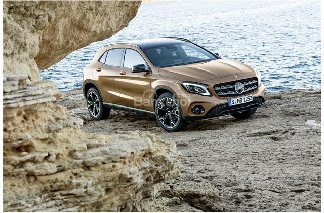 Mercedes-Benz GLA 2018 ghi điểm trước Q3 về khả năng tiết kiệm nhiên liệu