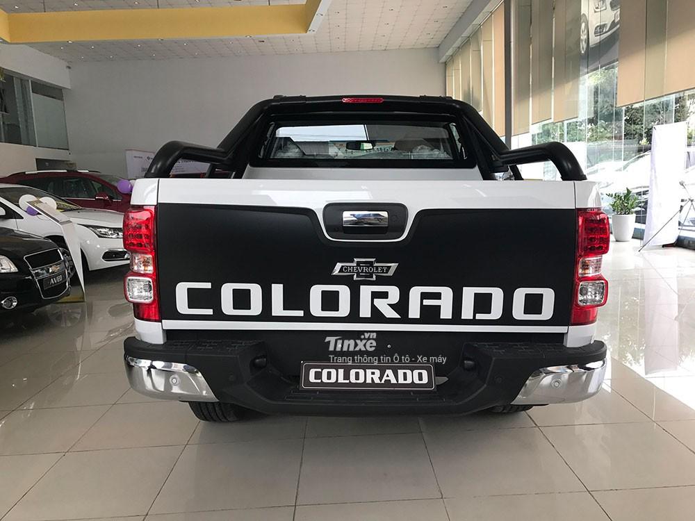 Chevrolet Colorado Centennial với đúng 100 chiếc xuất xưởng đã đặt chân đến Việt Nam
