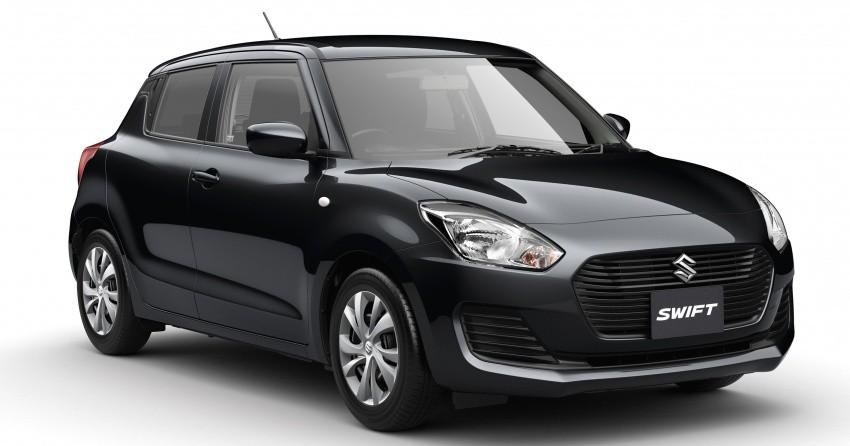 Suzuki Swift sẽ trở thành đối thủ cạnh tranh trực tiếp với Toyota Yaris tại Thái Lan