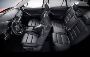 So sánh xe Hyundai Tucson 2017 CKD và Mazda CX-5 2016