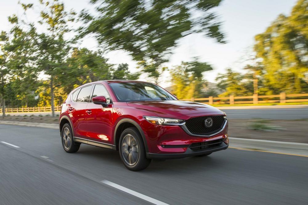 Đánh giá Mazda CX-5 2018: Một trong những chiếc crossover tốt nhất trong tầm giá
