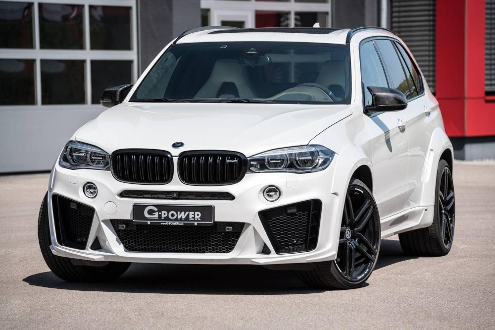 G-Power BMW X5 M chính thức ra mắt với công suất 750 mã lực