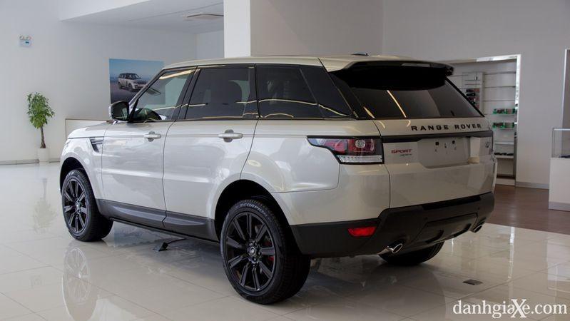 Đánh giá xe Land Rover Range Rover Sport 2017 về