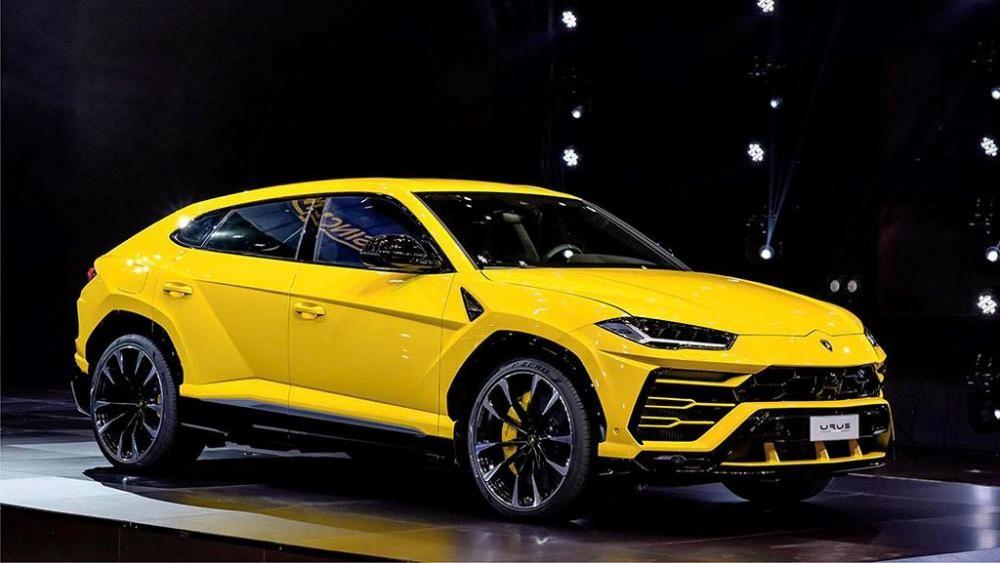 Sức mạnh của Lamborghini Urus
