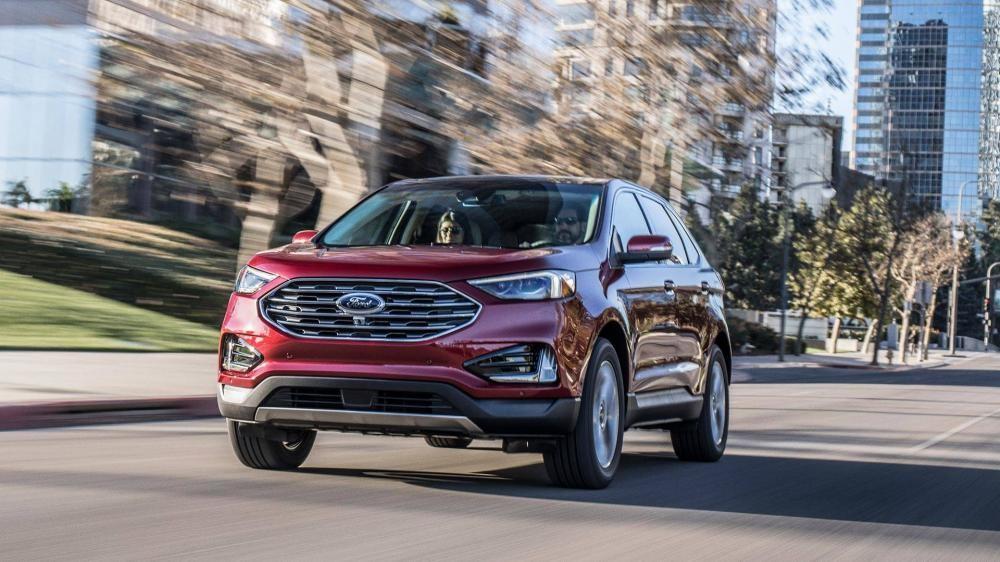 Ford Edge 2019 bản ST Hoàn toàn mới ra mắt
