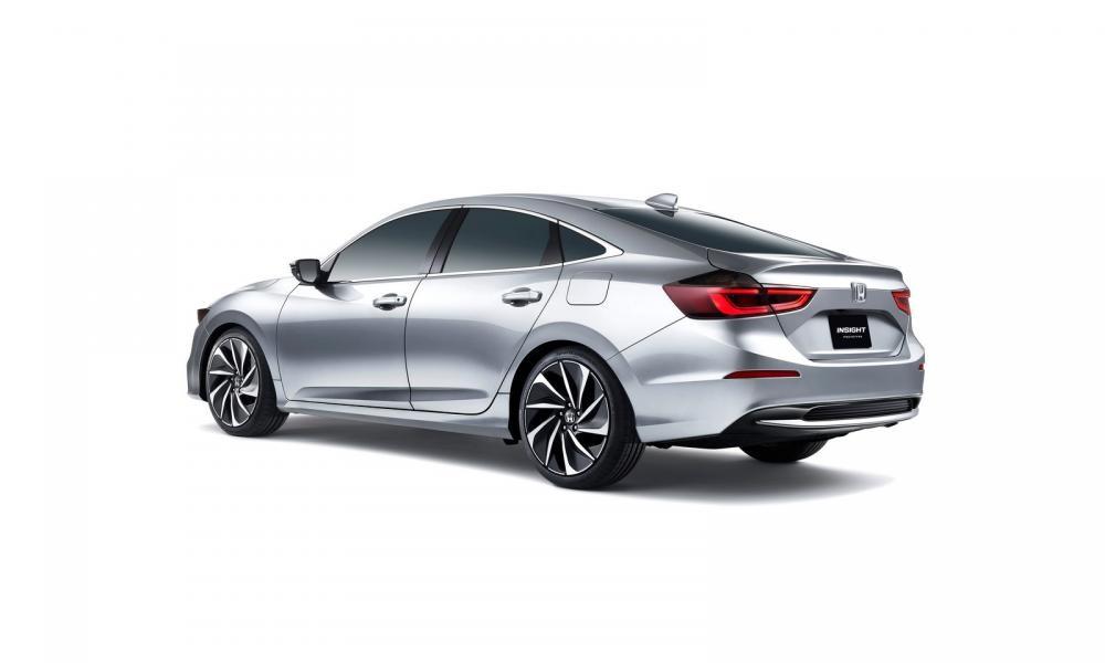 Honda Insight 2019 nhìn từ phía sau