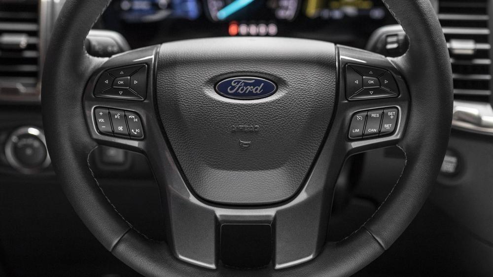 Vô lăng của Ford Ranger 2019