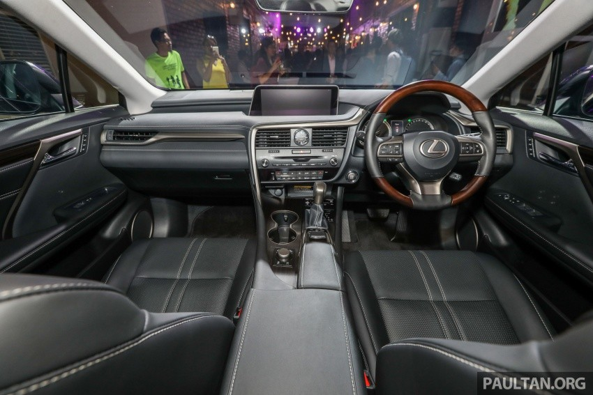 Lexus RX L 2018 tại Malaysia
