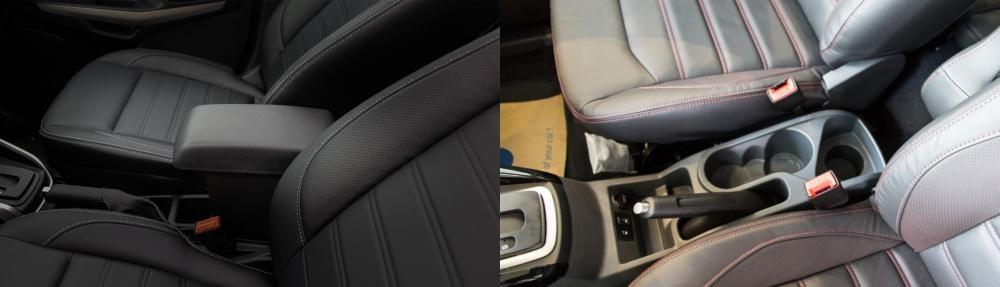So sánh Ford EcoSport cũ và mới