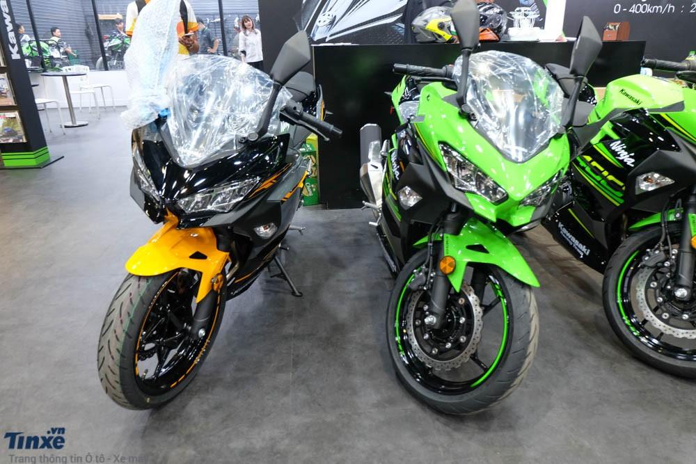Kawasaki Ninja 400 2018 Mới Bán Ra Tại Việt Nam Với Giá 153 Triệu