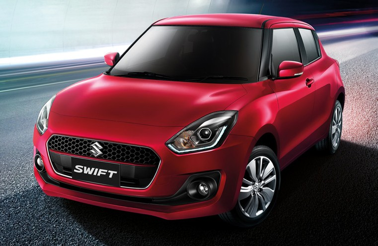 Suzuki Swift 2018 ra mắt Thái Lan