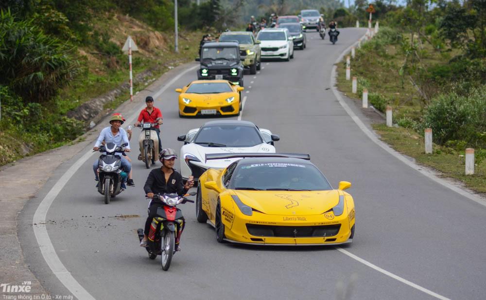 Ferrari 458 Italia độ Liberty Walk