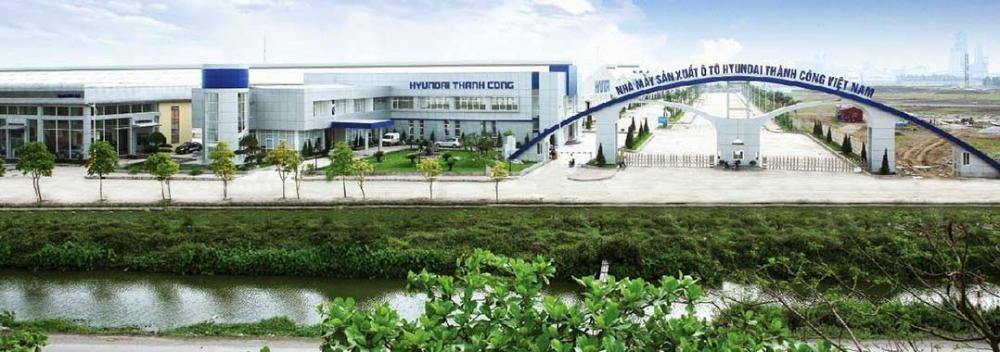 Nhà máy Hyundai Ninh Bình