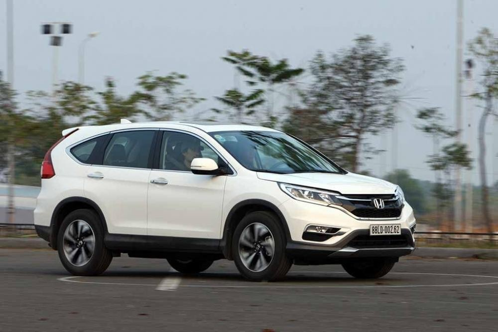Cập nhật bảng giá xe Honda trong tháng 2/2018