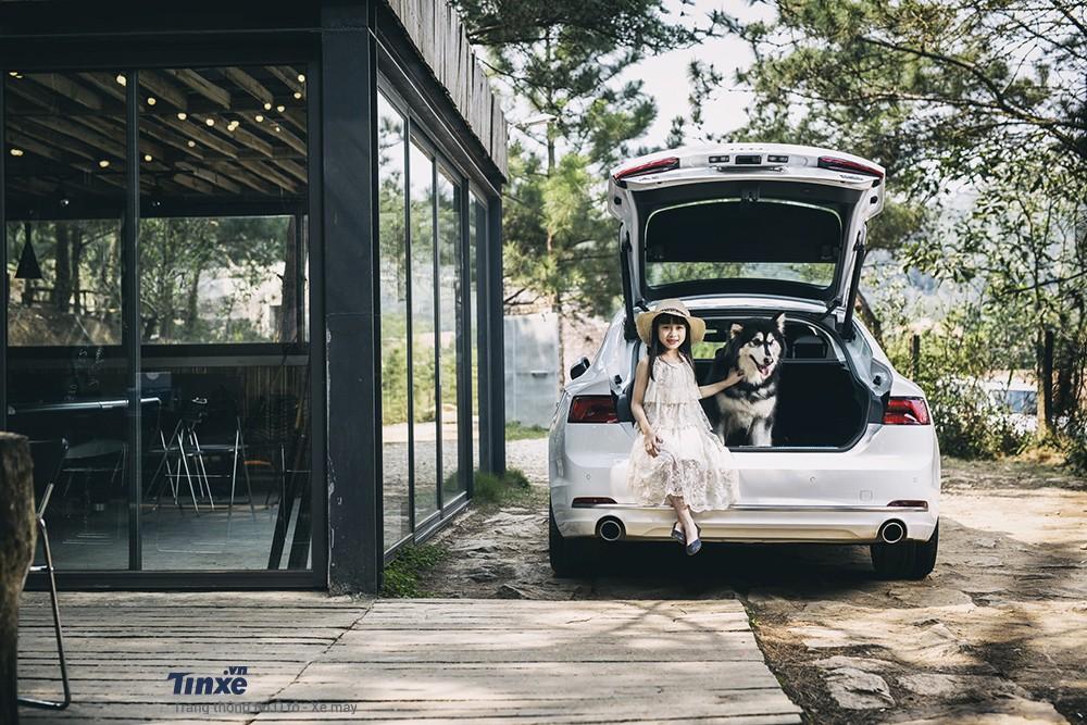 Audi A5 Sportback khác lạ trong ngôi nhà gỗ bên rừng - 8
