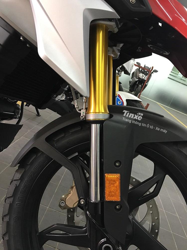 BMW G310GS 2018