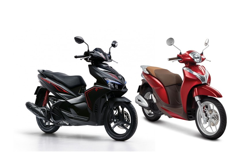 Honda-SH-Mode