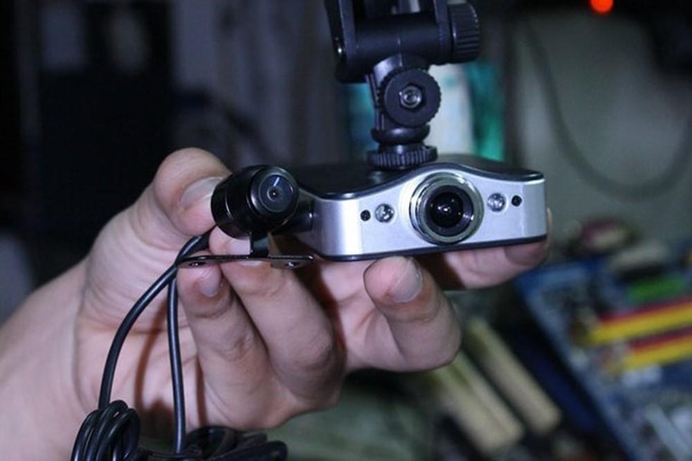 Chú ý đến kích cỡ của camera hành trình