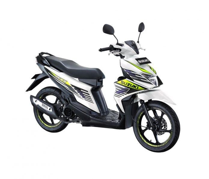 Suzuki-Nex-II