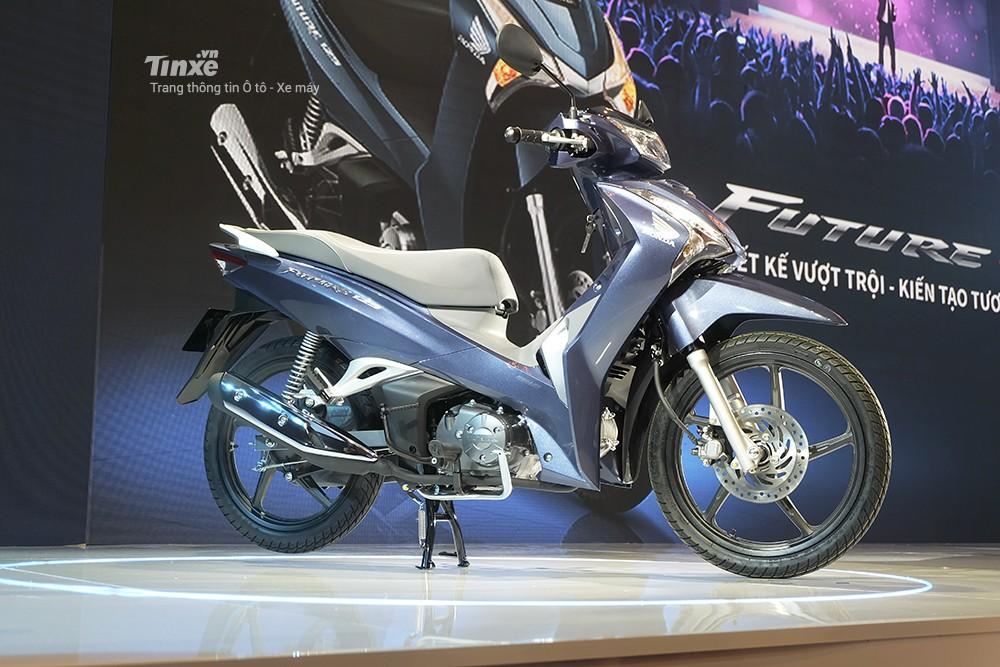 Honda Future 125 2018 không có nâng cấp gì về động cơ