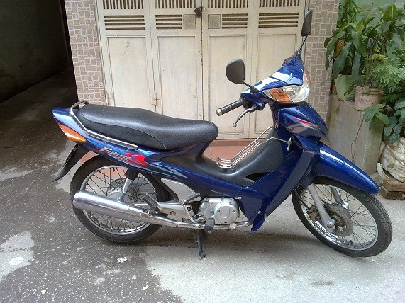 Honda Future I