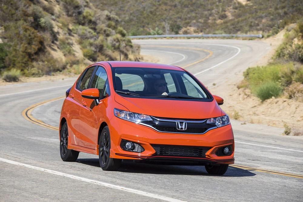 Honda Jazz 2019 ra mắt thị trường Mỹ